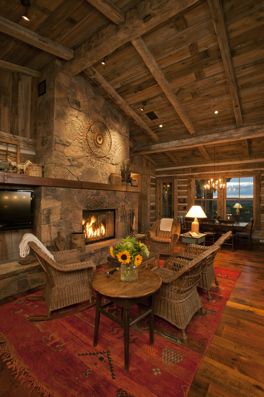 Home on the Range  Designing for the Western Lifestyle-Interior