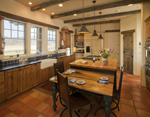 home on the range new mexico territorial - New Mexico Home Design